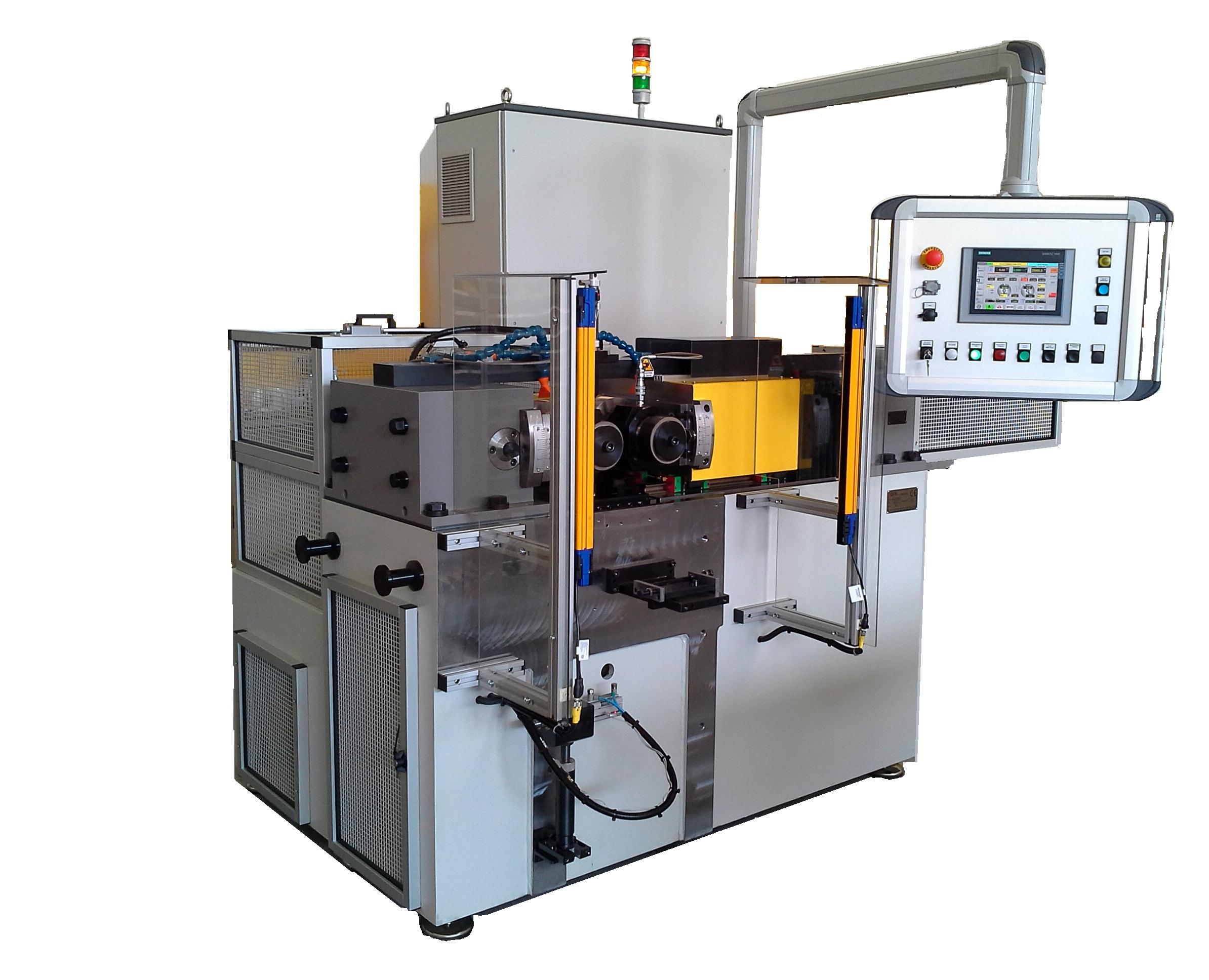 MACCHINE RULLATRICI SERIE CNC-E